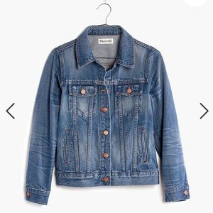 Madwell Jean Denim Jacket